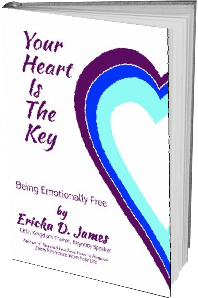 Your Heart is the Key 2nd edition book 3D Book cover