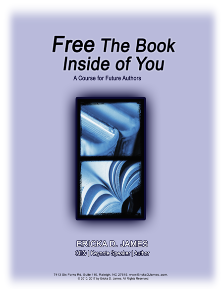 Free The Book Inside of You Workbook cover reduced