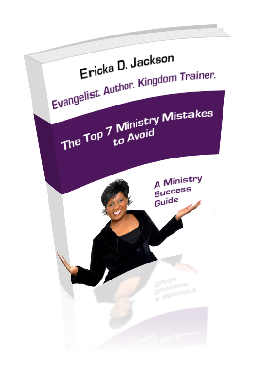 Top 7 Ministry Mistakes to Avoid Ebook Cover