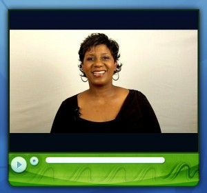 video player with Ericka D. Jackson