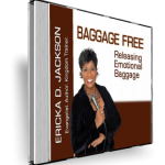 Baggage Free 3D CD Cover