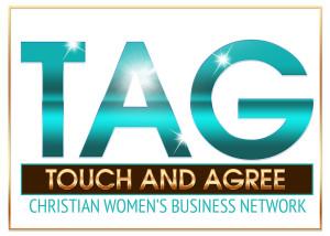 TAG Logo White