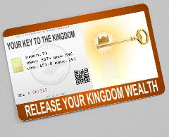 Release Your Kindom Wealth