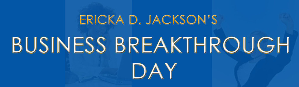 Business Breakthrough Day Header