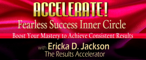 Accelerate Fearless Success Circle Header