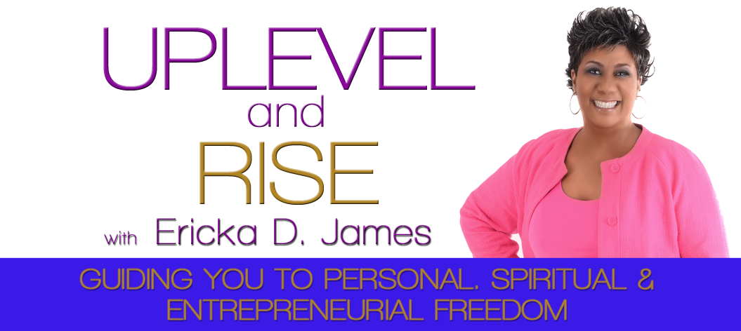 Ericka D. James, Kingdom Trainer header image