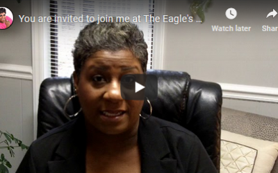 You are invited to join me at The Eagles' Roundtable