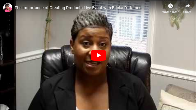 The Importance of Creating Products for Your Business or Ministry