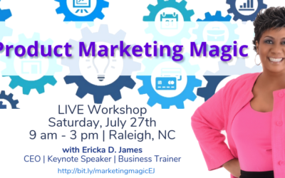 Product Marketing Magic Live – July 27th
